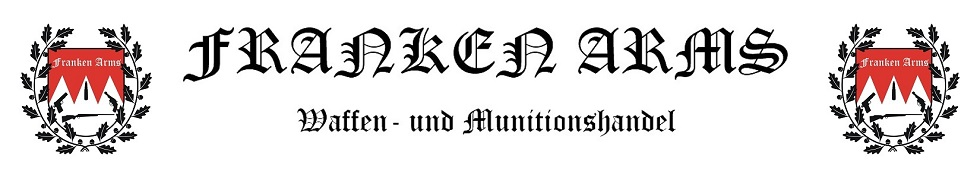 Franken Arms - Waffen und Muniton-Logo